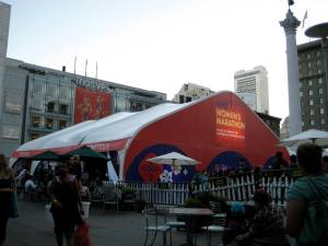 Expotique tent